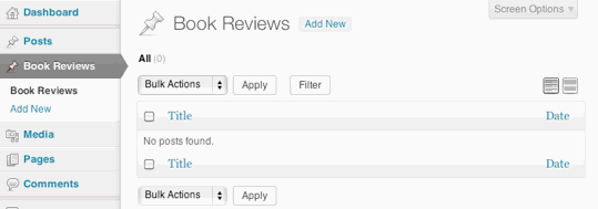Book Review Admin Panel