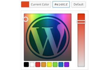Theme customization de WordPress